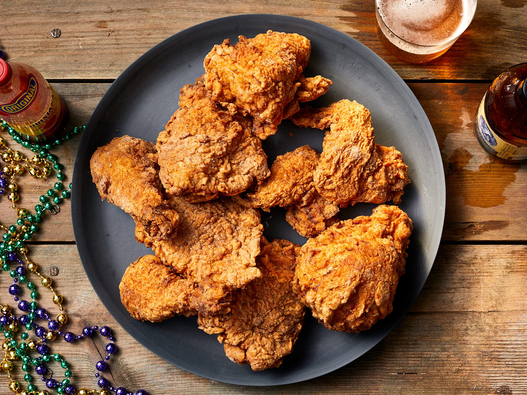 Make Copycat Popeyes Chicken and Be the Star of Every Party