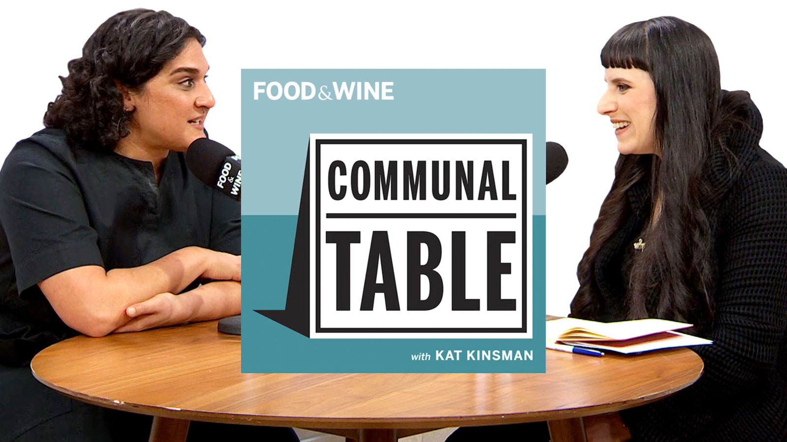 Communal Table Podcast: Samin Nosrat
