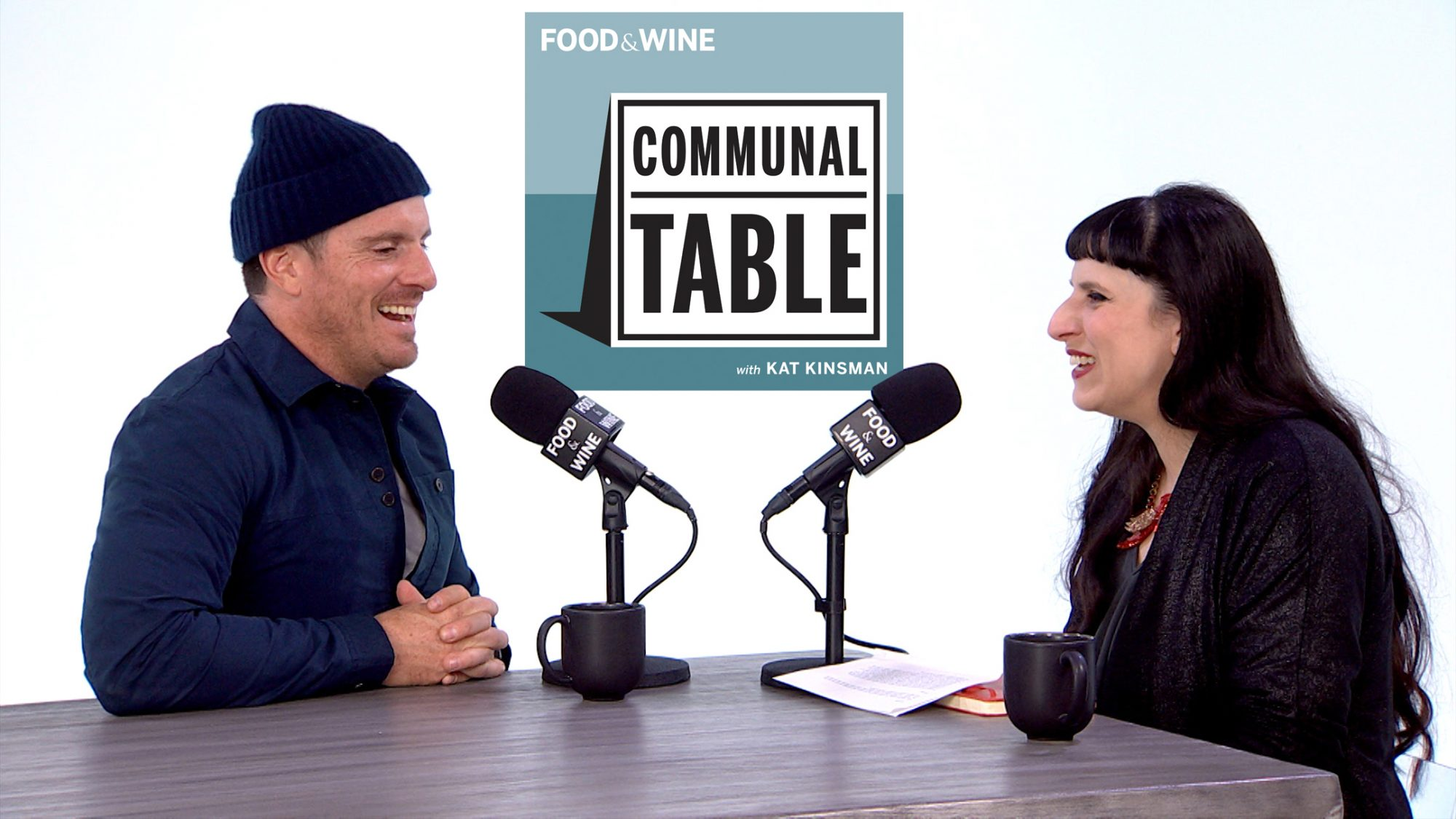 Communal Table Podcast: Seamus Mullen