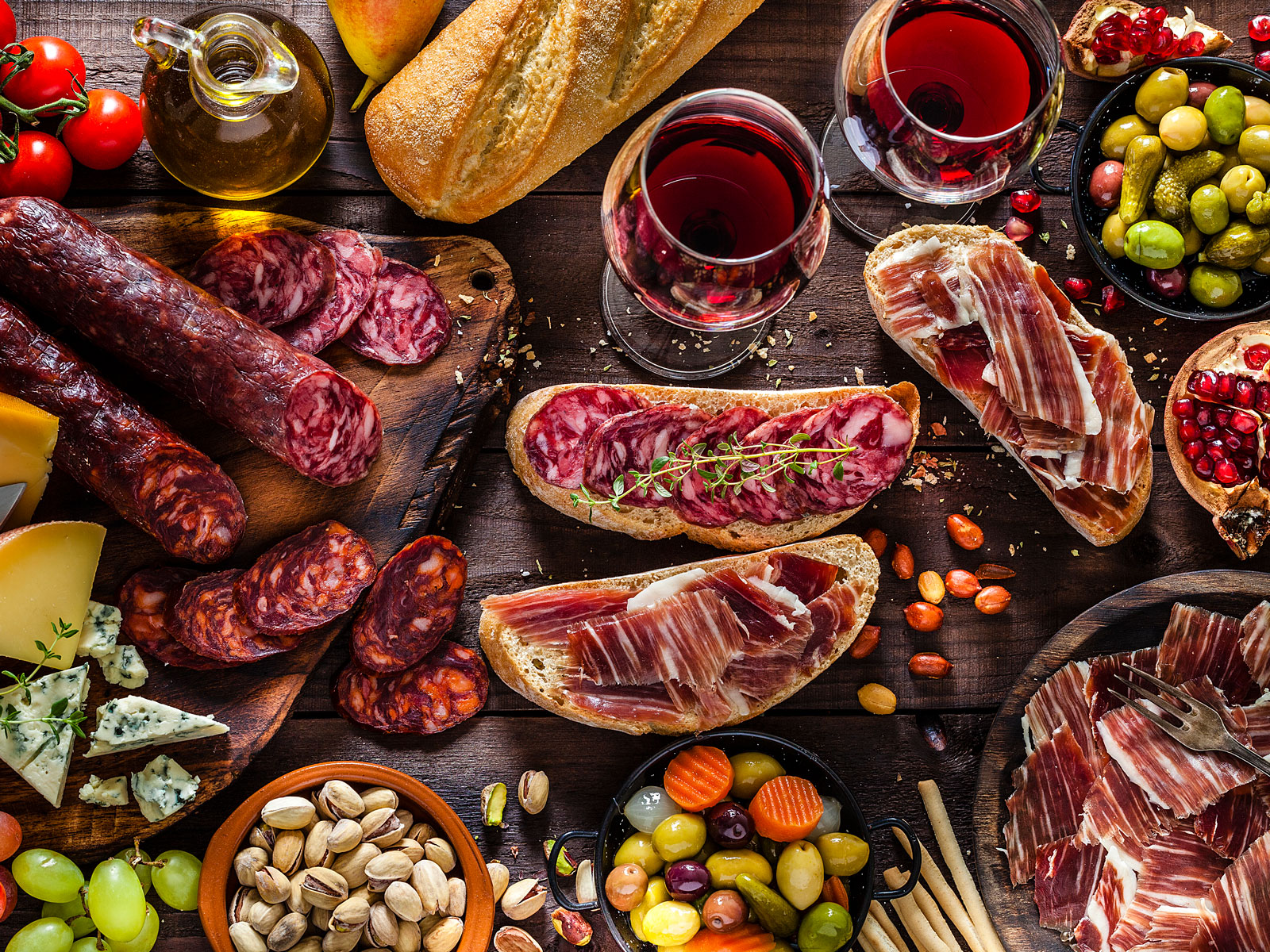 Explore Spanish Food and Wine With Google Arts & Culture's Expansive Digital Gallery