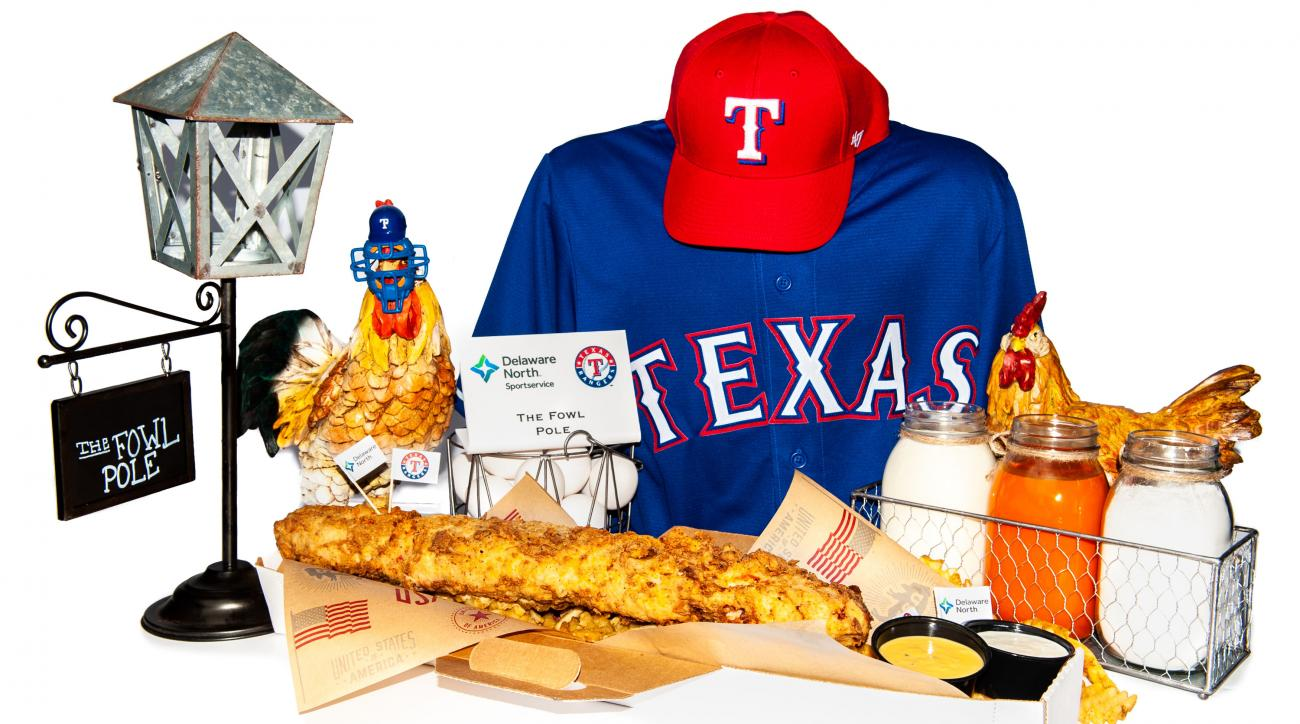 MLB Food Roundup: Check Out the Best Stadium Eats This Season