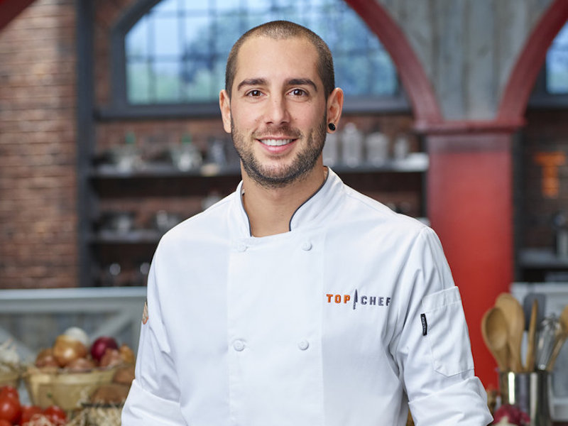 'Top Chef's' Pablo Lamon on Balancing Ambition with Reality