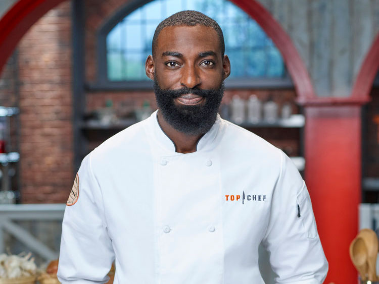 'Top Chef's' Eric Adjepong on Being 'The People's Champ'