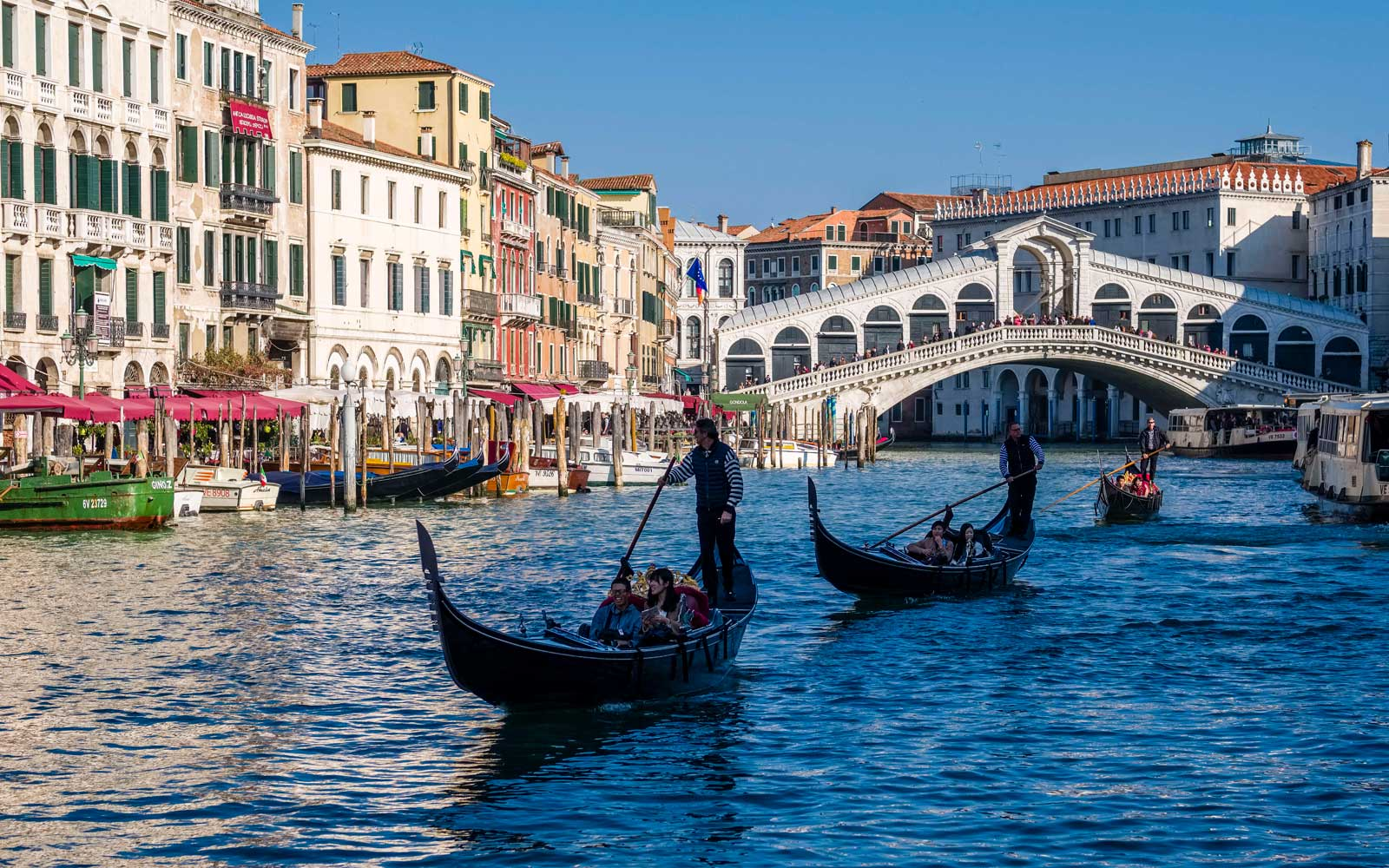 Tourists Now Have to Pay an Entrance Fee Before Setting Foot in Venice