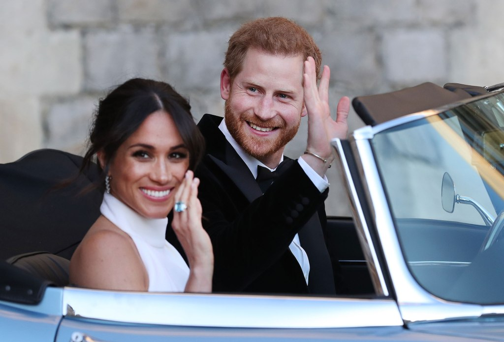 You Can Sip Champagne at Meghan Markle and Prince Harry's Wedding Reception Venue, Frogmore House