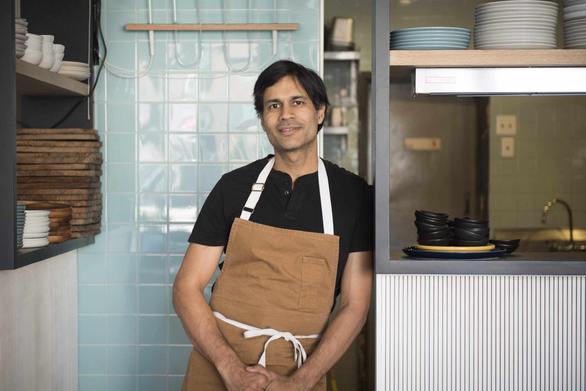 Akhtar Nawab Brings His Mexican-Indian Cooking to New Orleans