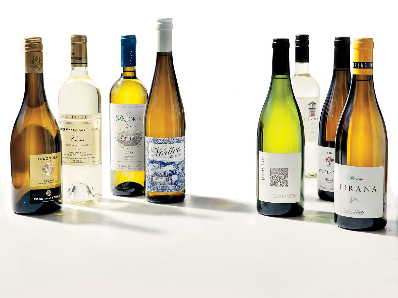 10 Coastal White Wines to Try this Spring