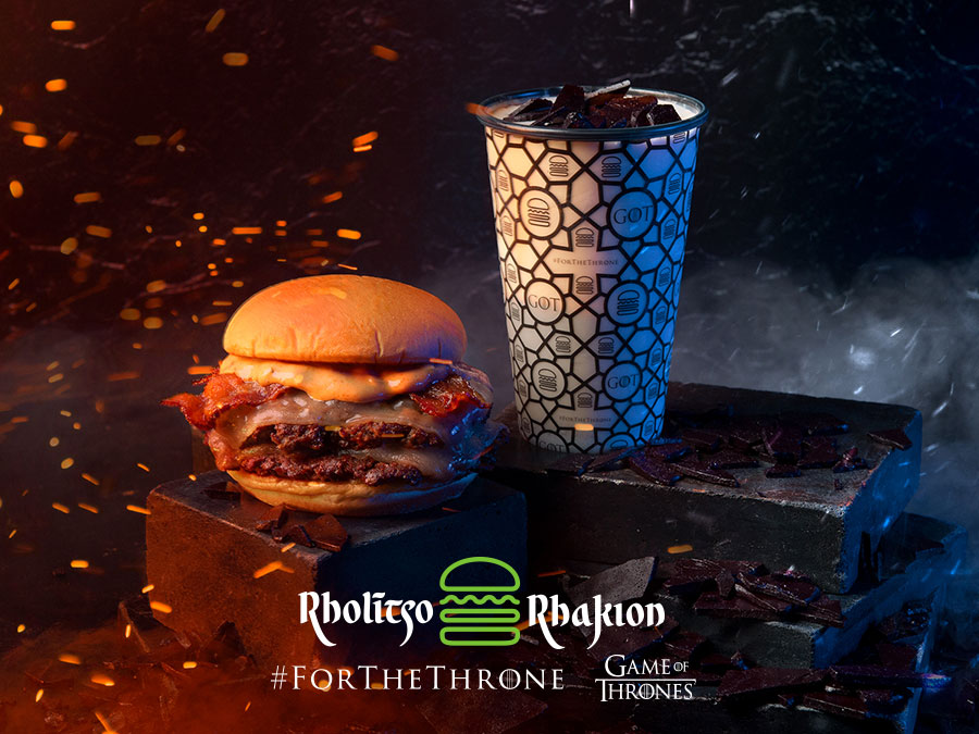 There's a Secret 'Game of Thrones' Shake Shack Menu That You Have to Order in Valyrian