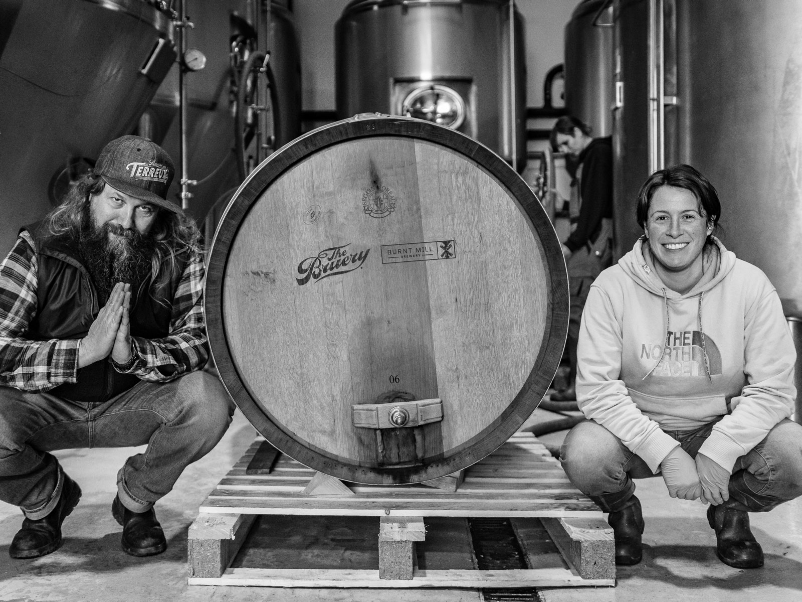 This 'Beethoven of Brewing' Makes Some of England's Best Beer — and She Can't Even Taste Them