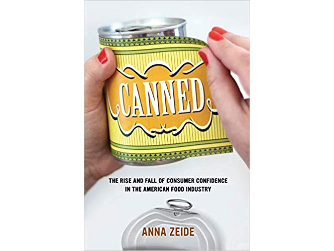 James Beard Award Winner Canned