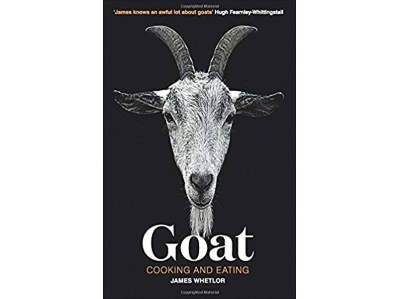 James Beard Award Winner Goat