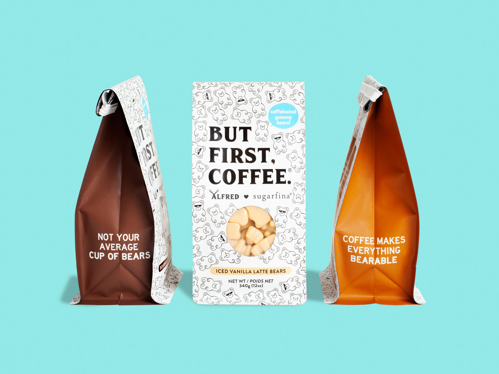 Sugarfina's New Coffee-Infused Gummy Bears Contain 60 Milligrams of Caffeine