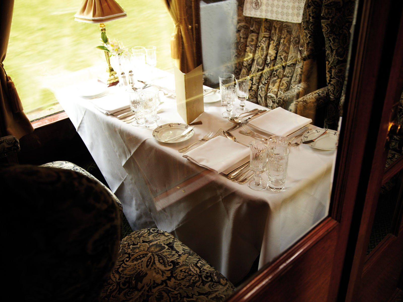 Mary Berry Belmond British Pullman