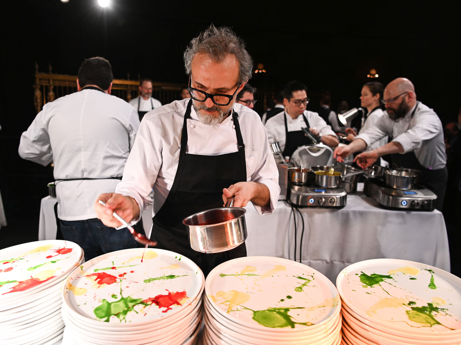 Massimo Bottura, Chrissy Teigen, and Samin Nosrat Make the 2019 Time 100 List