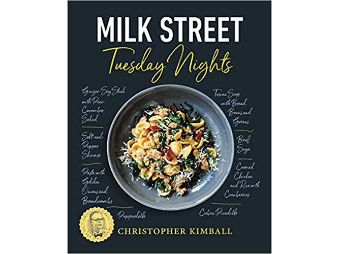 James Beard Award Winner Milk Street