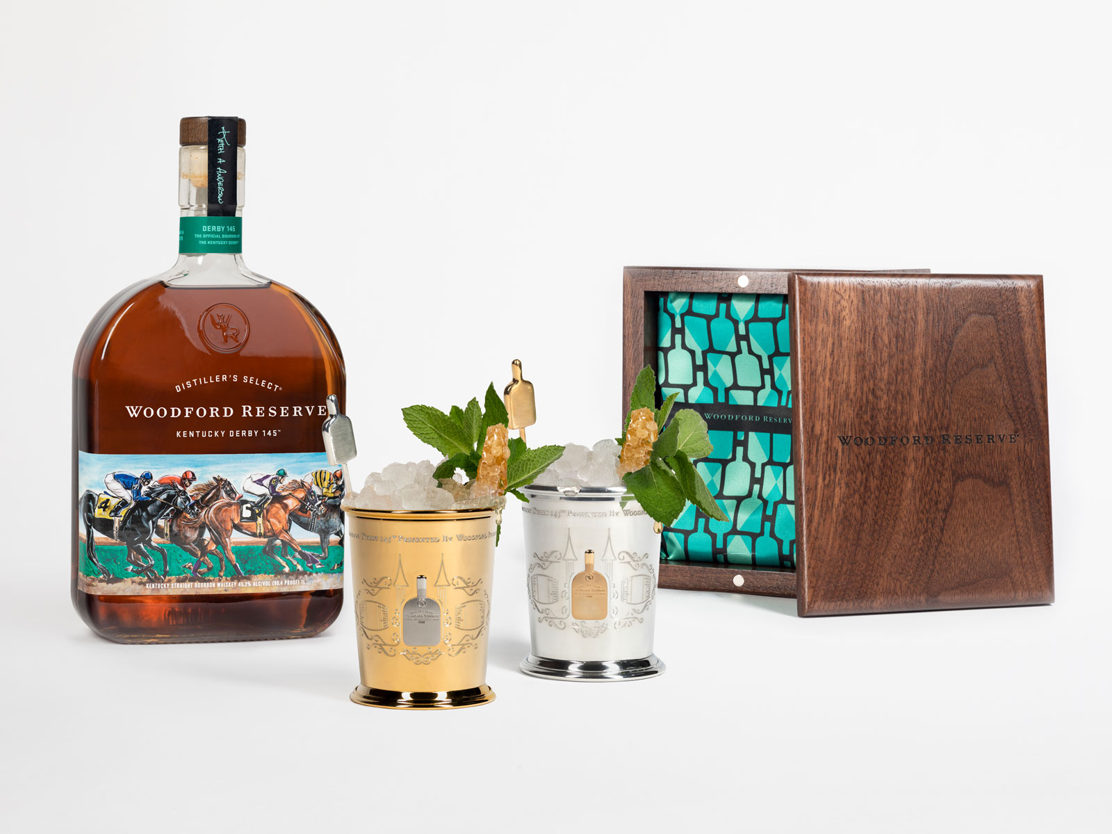 The $1,000 Mint Julep Is Back for the Kentucky Derby