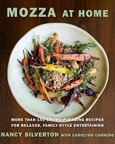 Mozza at Home cookbook