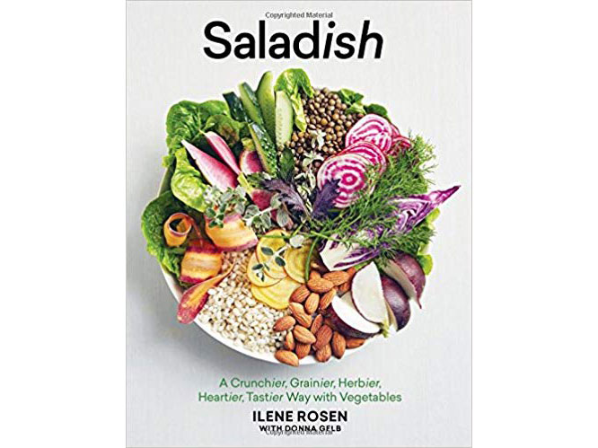 James Beard Award Winner Saladish