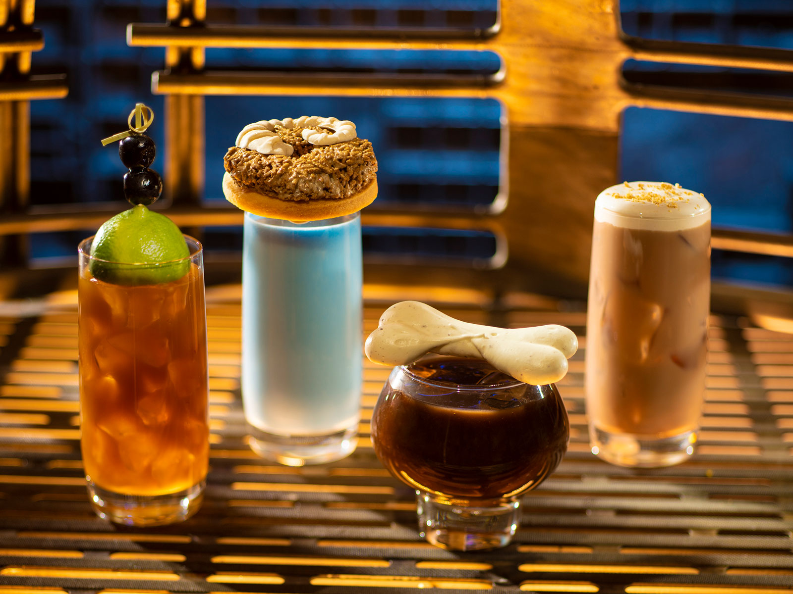 Star Wars Galaxy's Edge Beverages
