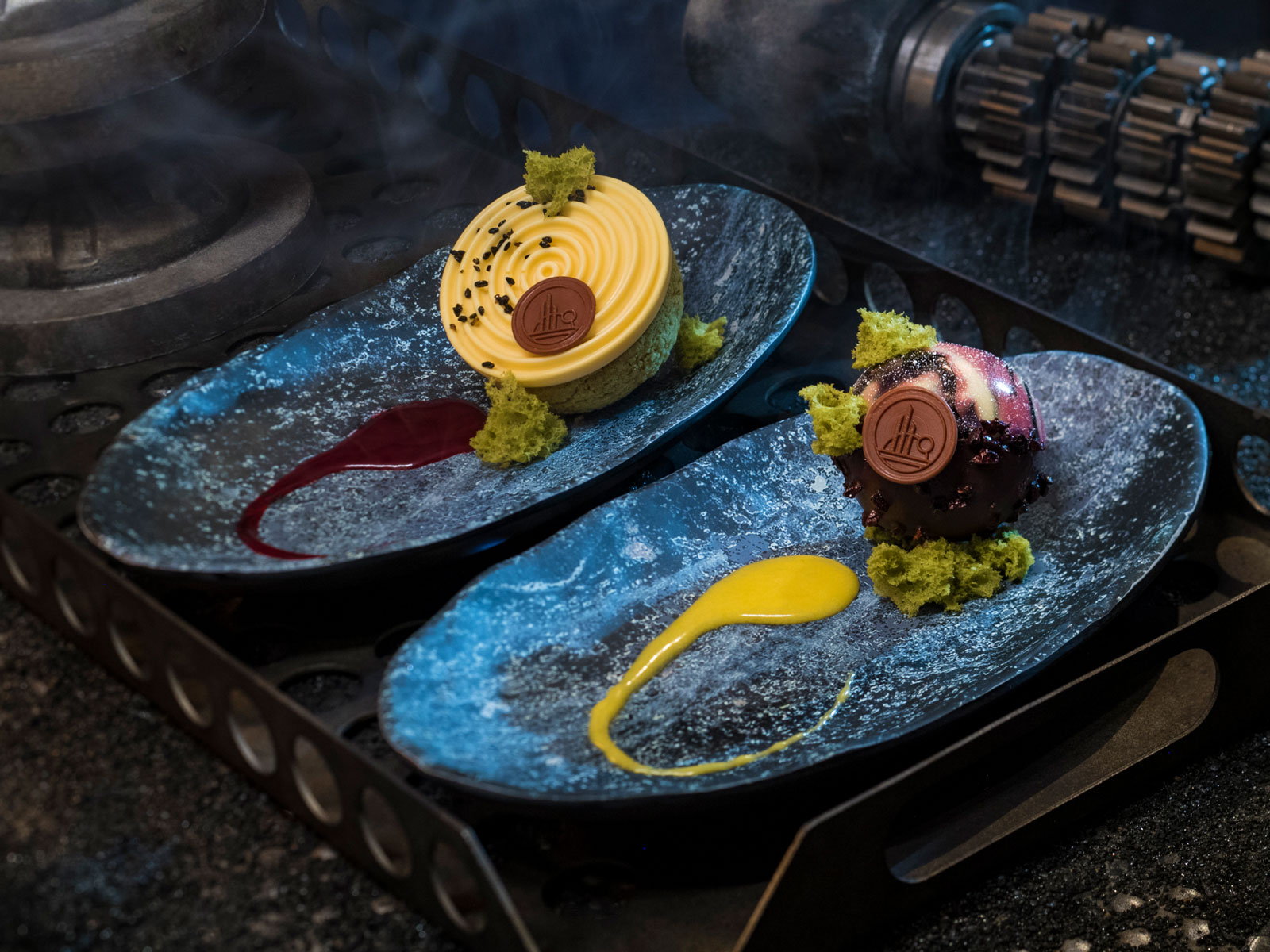Star Wars Galaxy's Edge Desserts