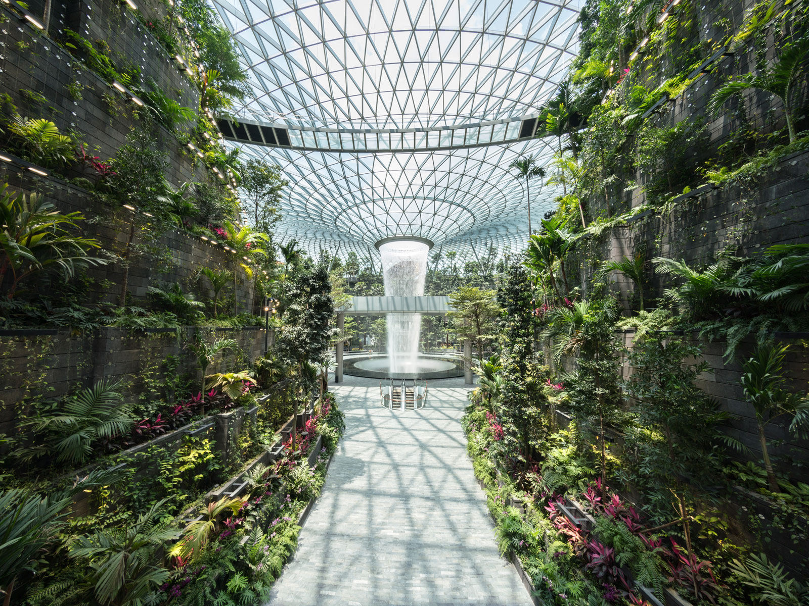 Singapore's New Jewel Changi Airport Is Here, and the Food Situation Is Next-Level