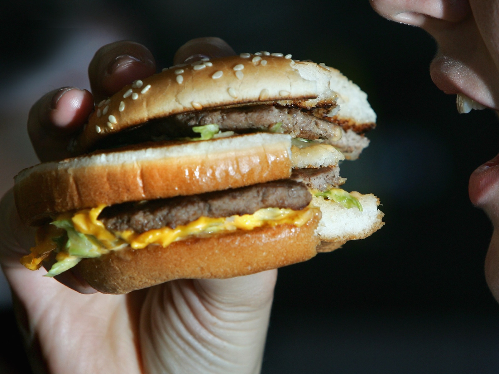When Will the Big Mac Go Vegan?