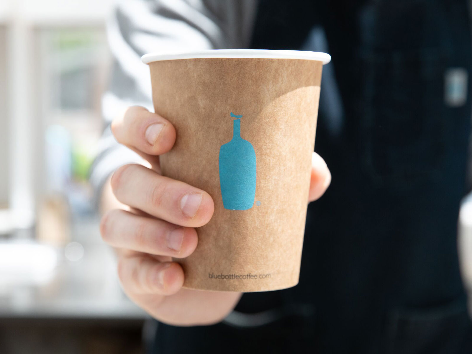 Blue Bottle Wants to Brew You a Better, Faster Cup of Coffee