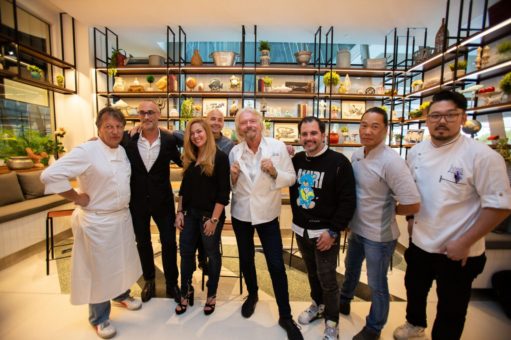 Richard Branson Enters the Food Hall Game in Miami