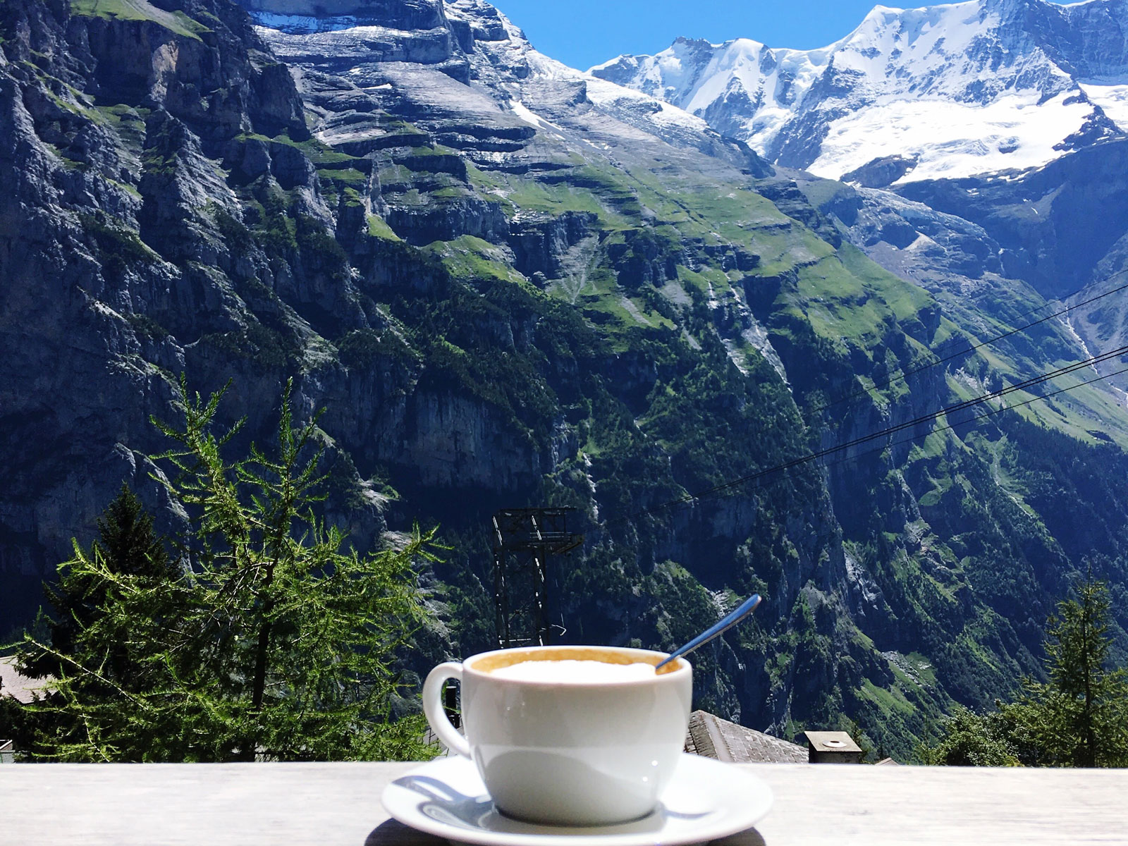 Switzerland Decides People Don't Need Coffee to Live, Misses the Point of Life