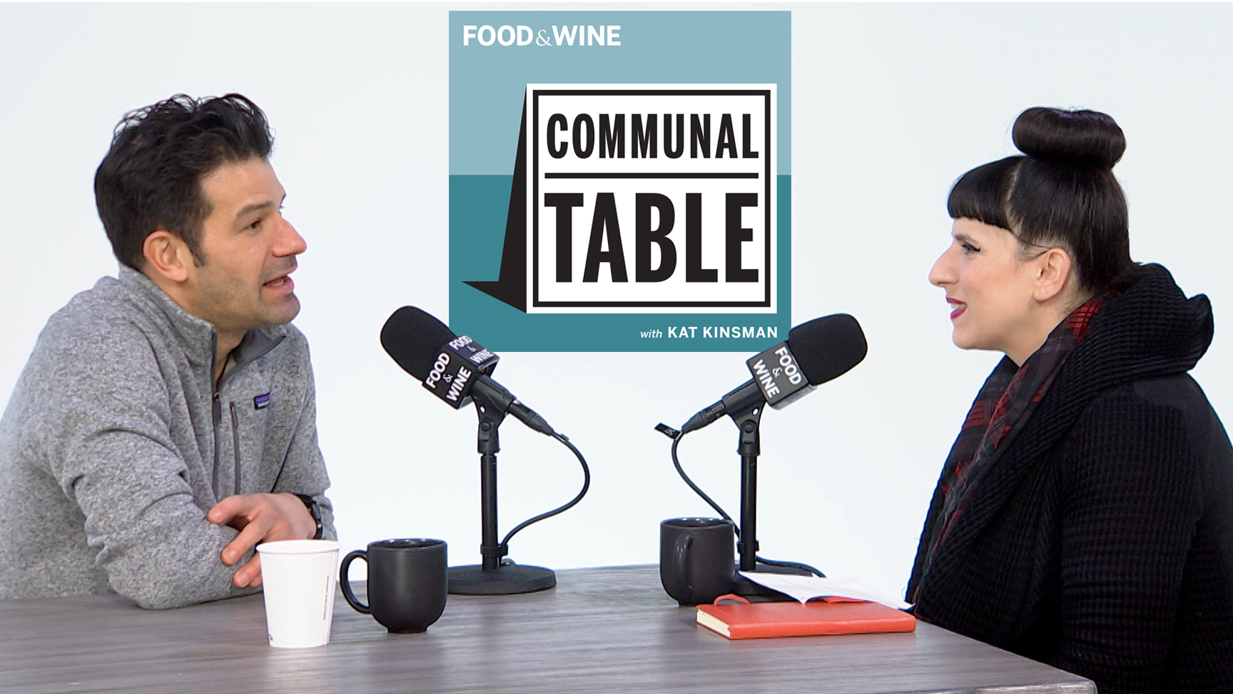 Communal Table Podcast: George Mendes
