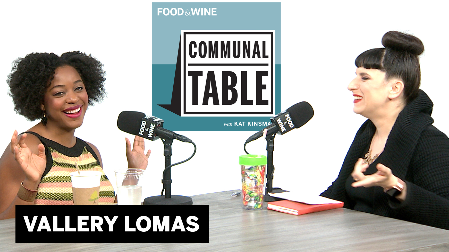 Communal Table Podcast: Vallery Lomas