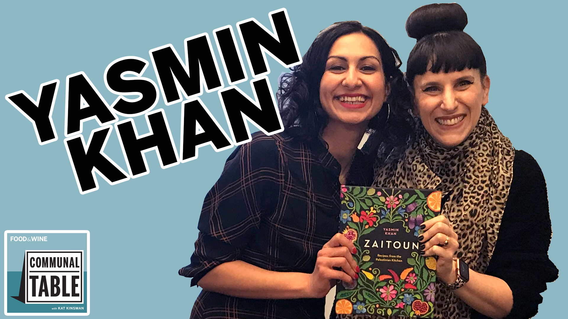 Communal Table Podcast: Yasmin Khan