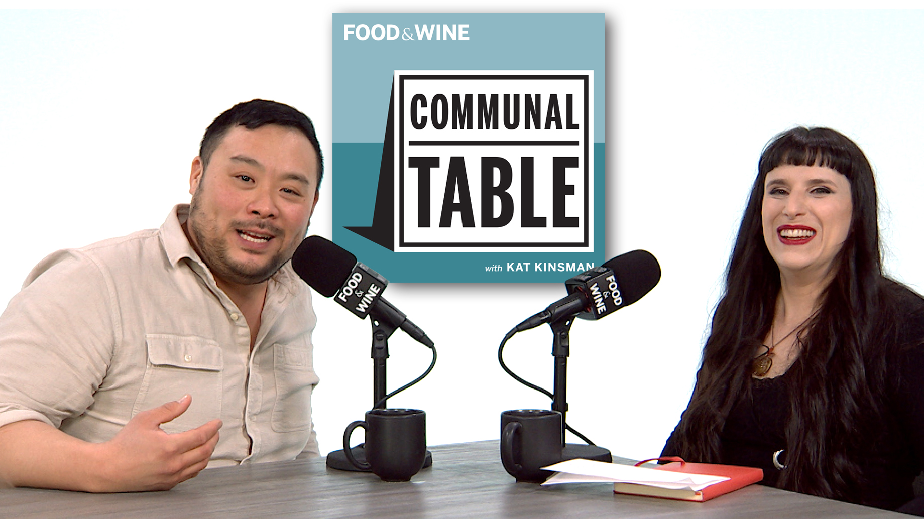 Communal Table Podcast: David Chang