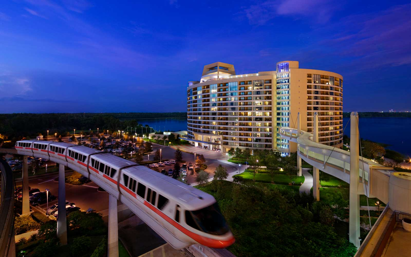 Bay Lake Towers, Disney World