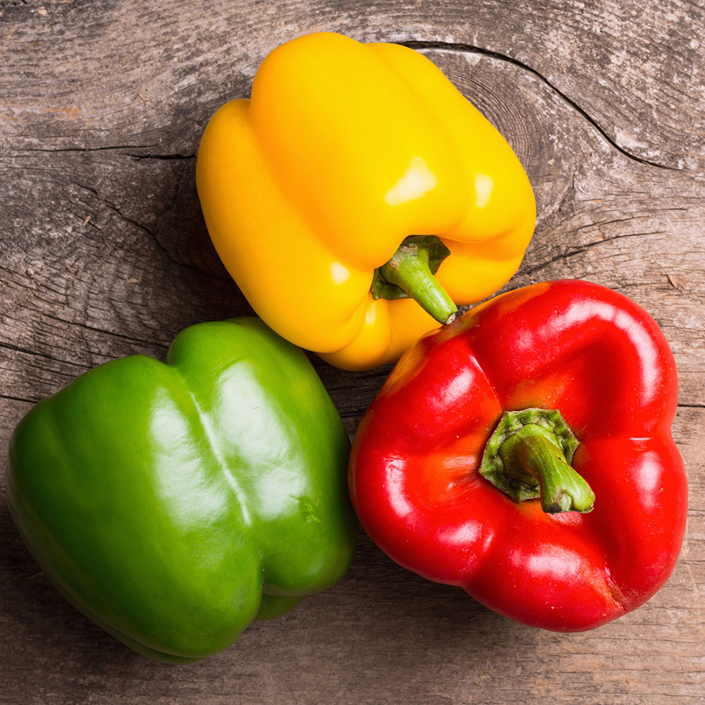 peppers healthy food for skin