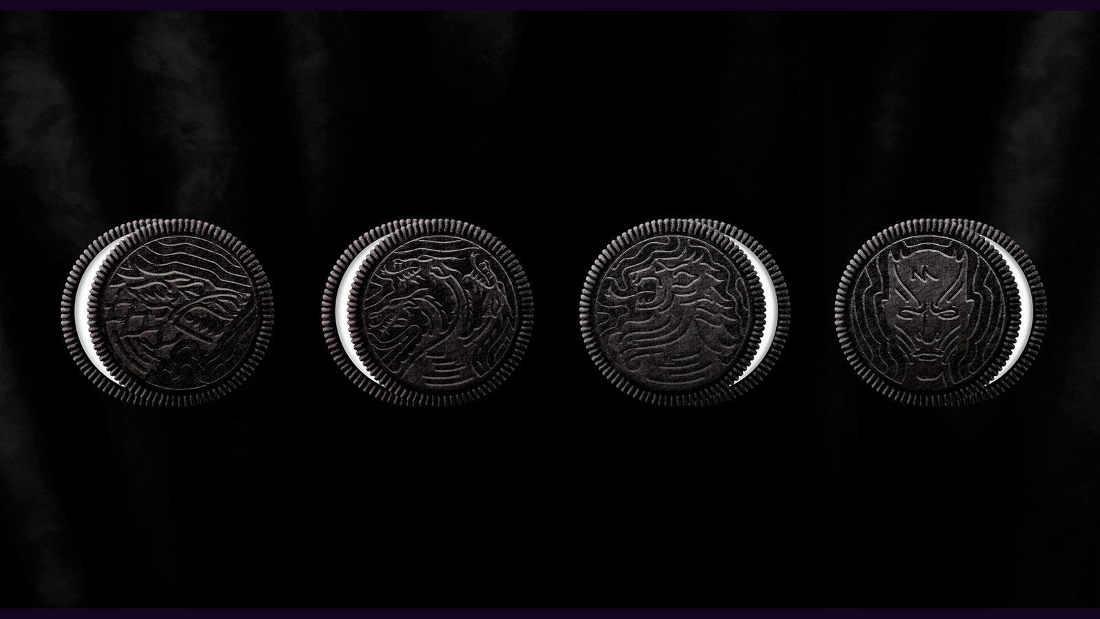 Oreo and HBO teamed up for the most delicious 'Game of Thrones' credits sequence ever