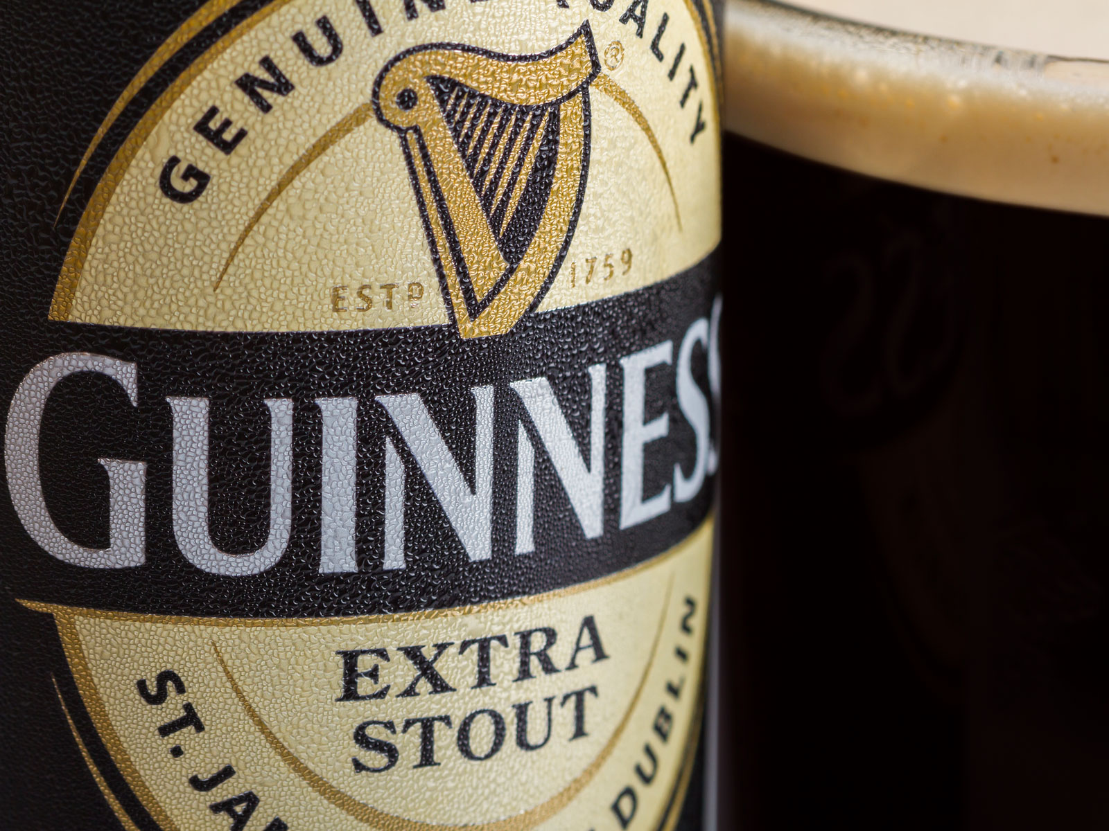 Guinness to Remove Plastic Packaging from Beer Packs