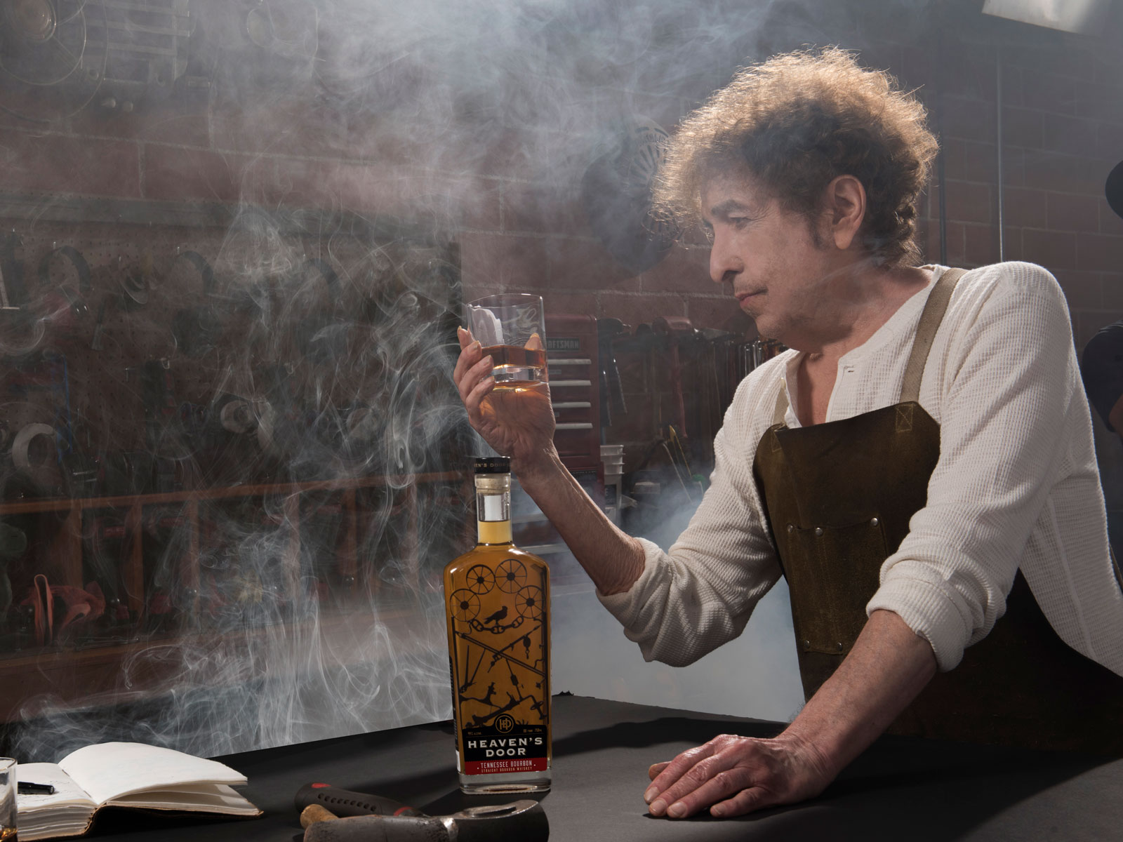 Bob Dylan's Whiskey Brand Will Open a Massive Distillery and Entertainment Complex