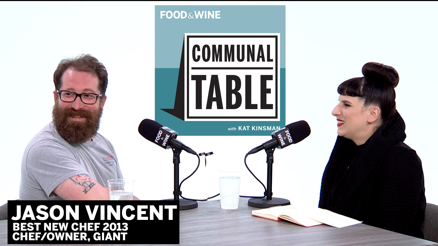 Communal Table Podcast: Jason Vincent