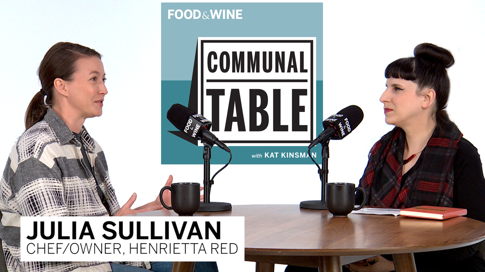 Communal Table Podcast: Julia Sullivan