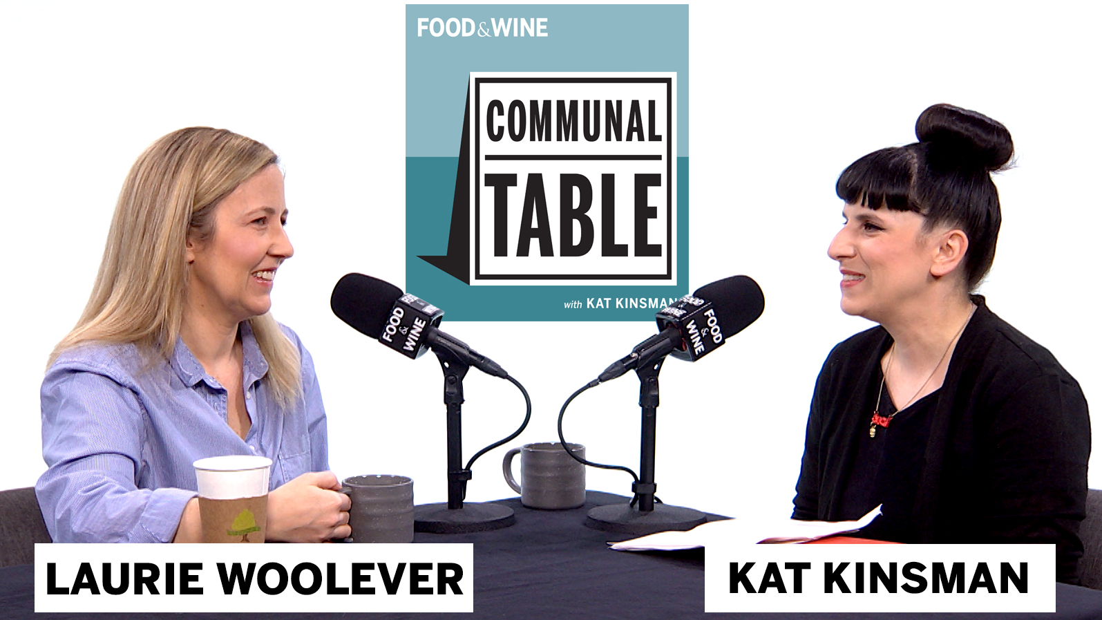 Communal Table Podcast: Laurie Woolever