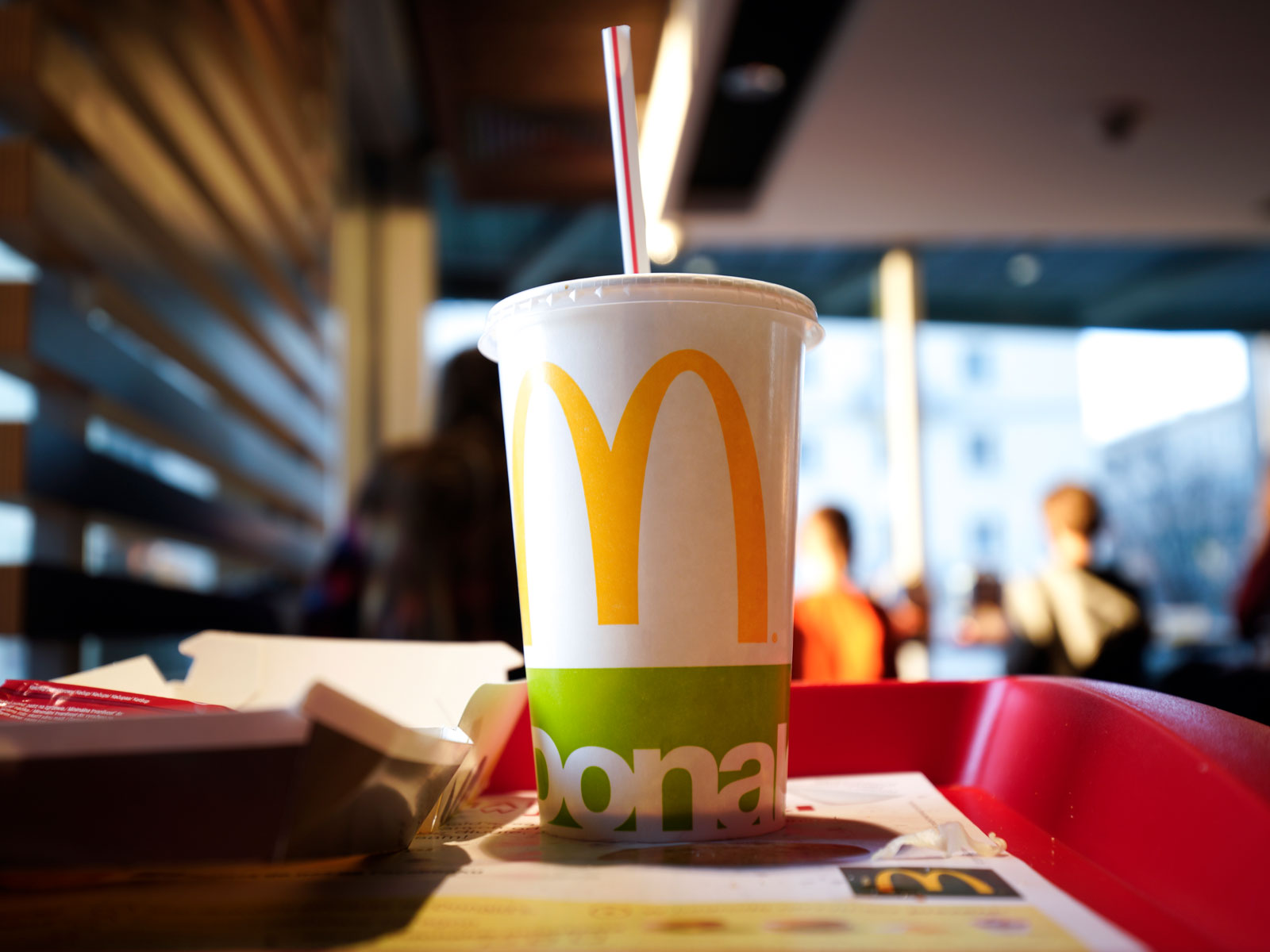Why McDonald's Straws Are Being Auctioned for Over $1,000