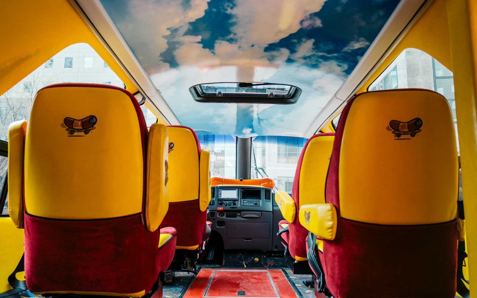 A Look Inside the Oscar Mayer Wienermobile and What It's Like to Drive a 27-foot-long Hot Dog on Wheels