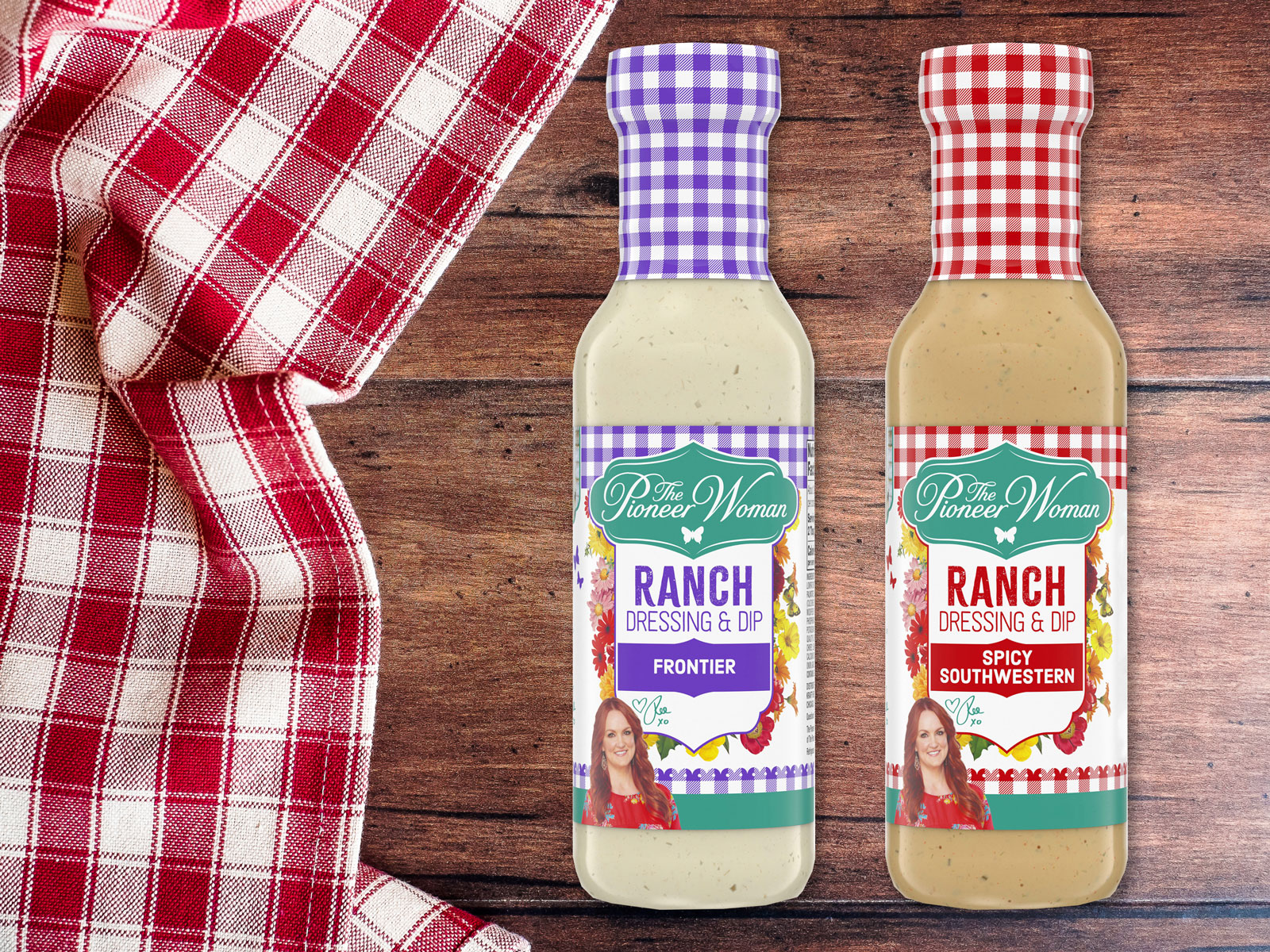 We Tried Ree Drummond's Ranch Dressing