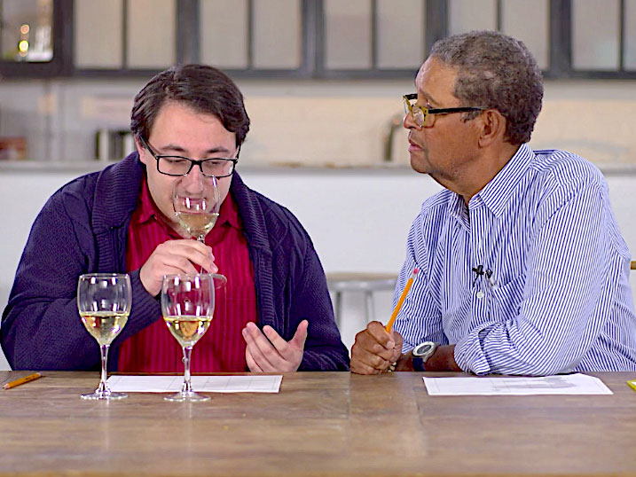 Bryant Gumbel Asks 'Is Wine Tasting a Sport?'