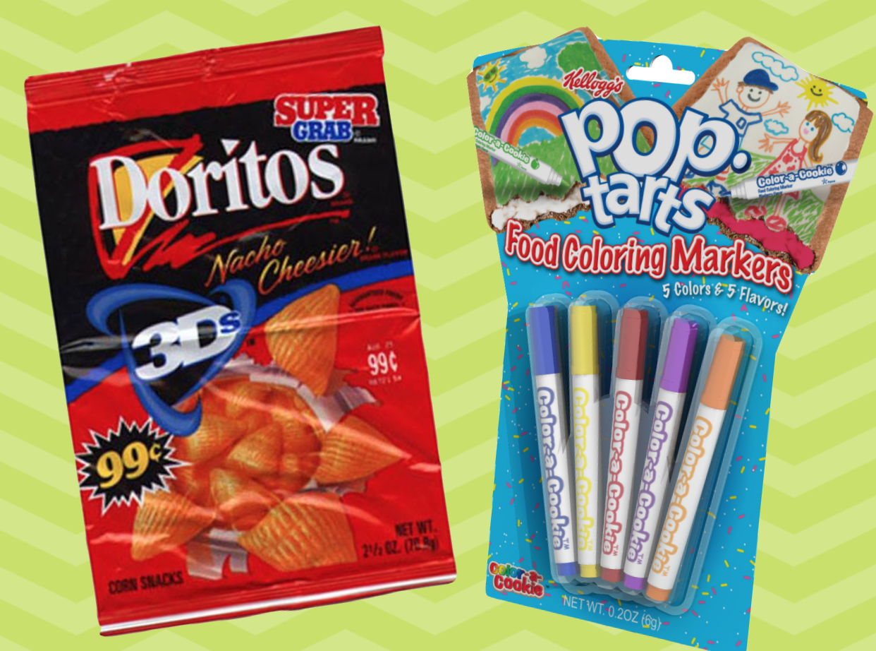5 Nostalgic Snacks We Wish Would Make a Comeback