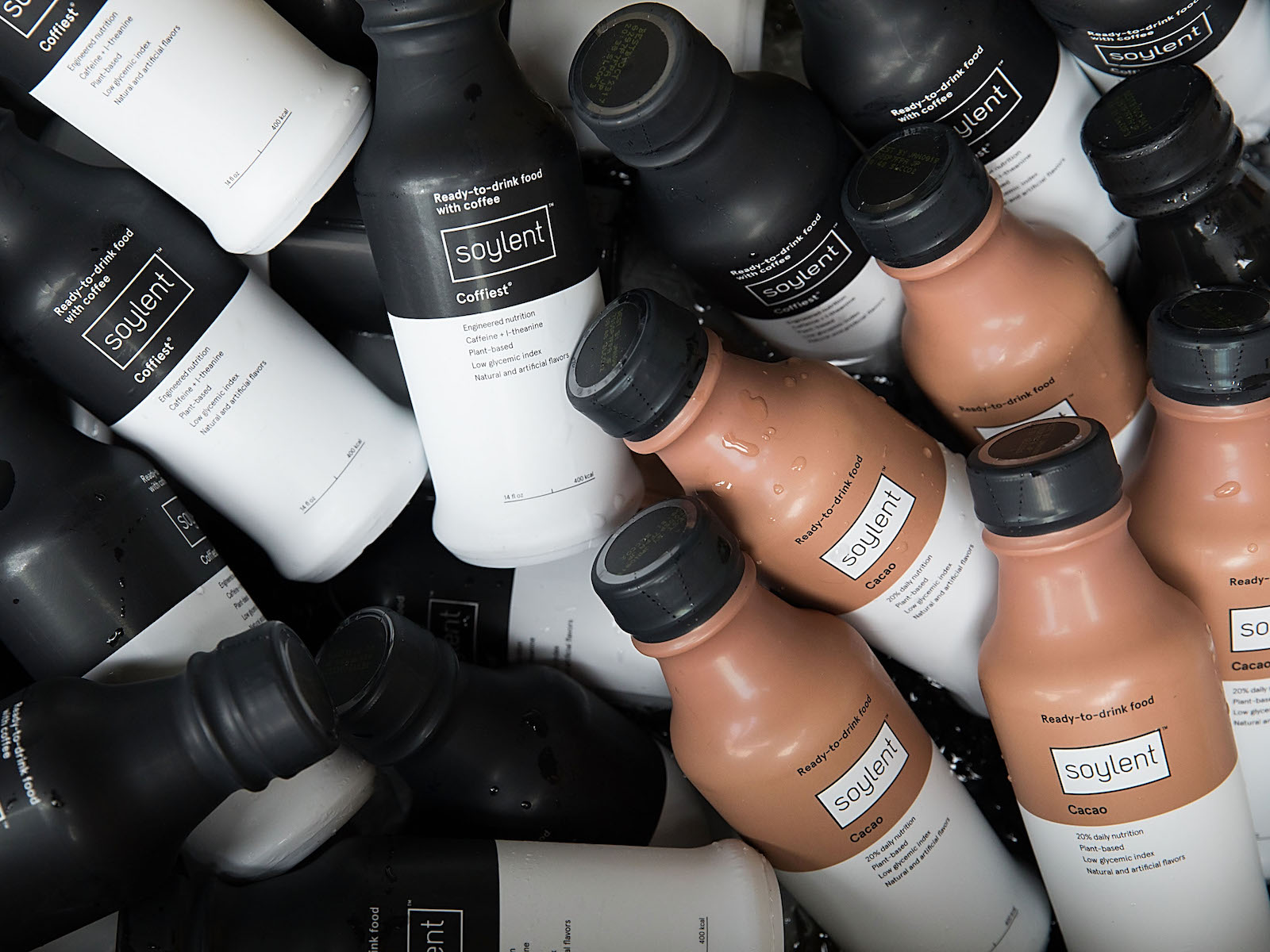 Soylent Meal Replacement Drink Heads to Walmart StoresNationwide