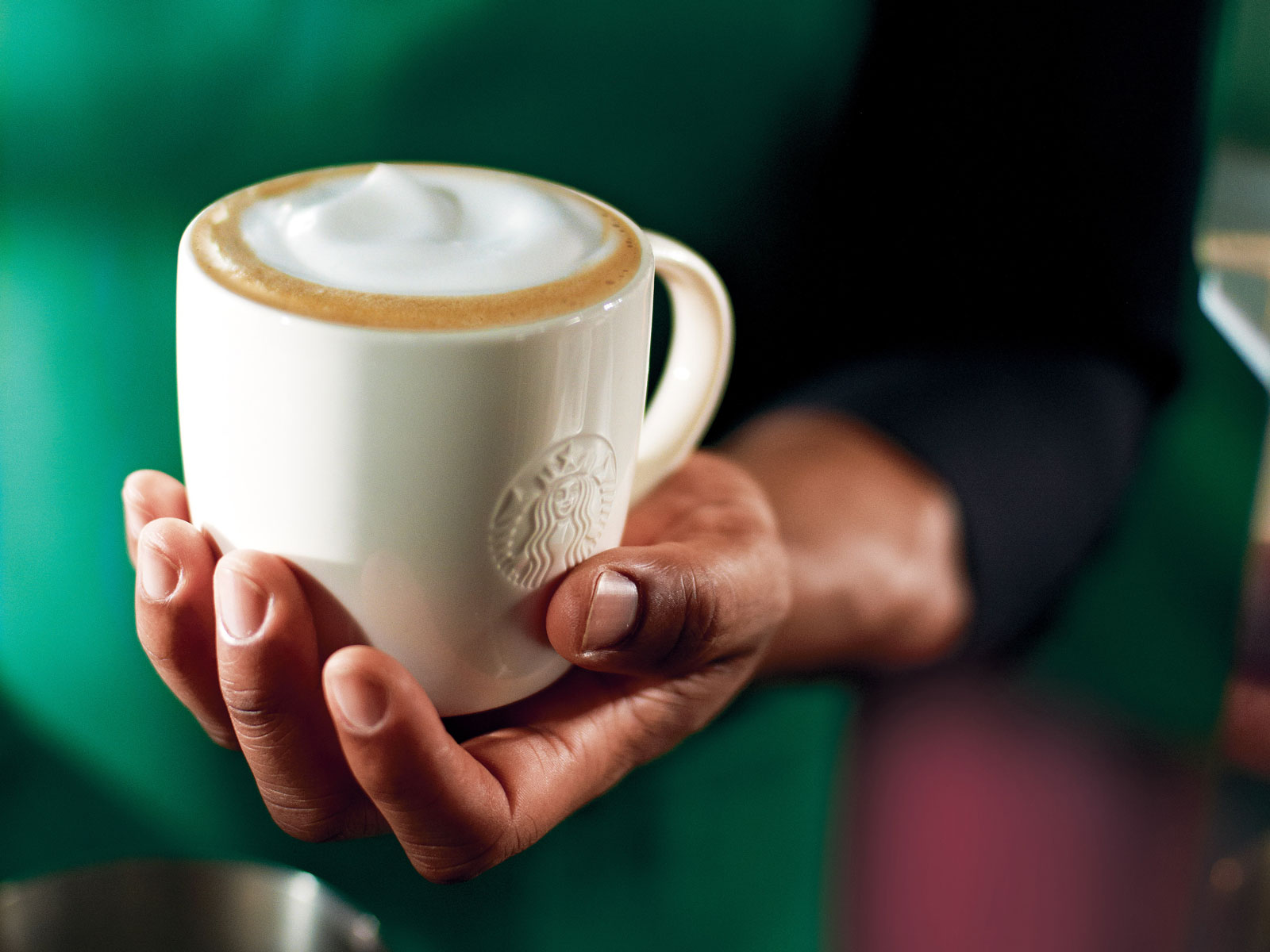 Starbucks Hits Nespresso Machines This May