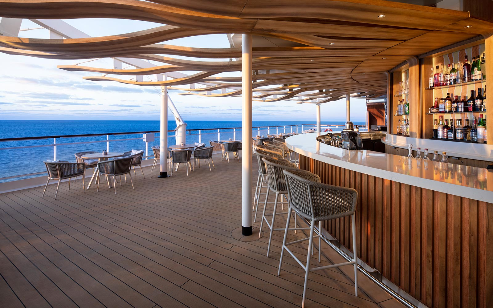 Celebrity Cruises Is Giving Its Entire Fleet a $500-million Upgrade — See Inside One of Its Newly Renovated Ships