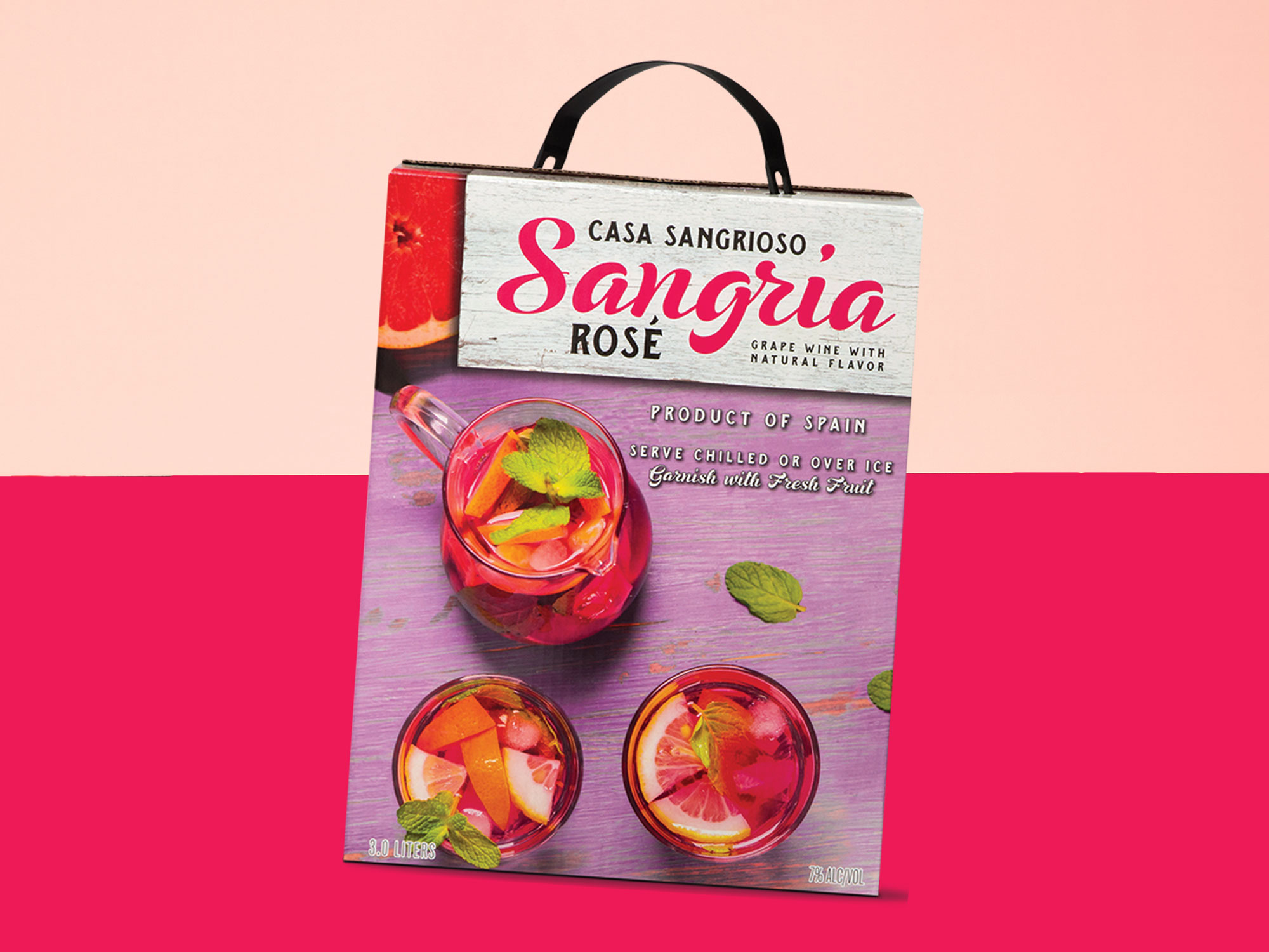 Aldi Is Selling Boxed Rosé Sangria (and It's Under $10)